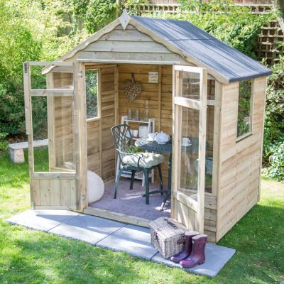 Hartwood 7' x 5' Sutton Summer House