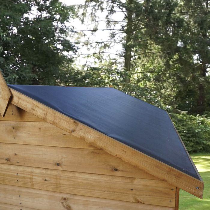 Adley EPDM Shed Roof Kit - 6' x 8'