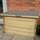 Hartwood Pressure Treated Overlap Garden Storage Box