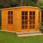 Loxley 10' x 10' Oxhill Corner Summerhouse