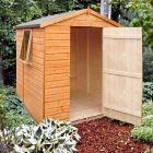 Loxley 6' x 6' Shiplap Apex Shed