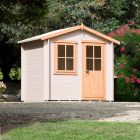 Loxley 2.4m x 2.4m Bexley Log Cabin