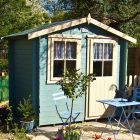 Loxley 2.7m x 2.7m Bexley Log Cabin