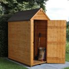 Hartwood 3' x 5' Windowless Overlap Apex Shed