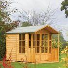 Rowlinson 8' x 7' Arley Summer House