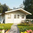 Stour 5.1m x 3.9m Surrey Log Cabin