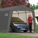 Shelter Logic 10' x 20' Peak Style Portable Car Shelter