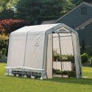 Shelter Logic 6' x 8' Peak Style Portable Greenhouse