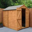 Hartwood 7' x 5' Windowless Overlap Apex Shed