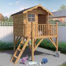 Adley 5' x 5' Jellytot Cottage Tower Playhouse