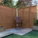 Adley 6' x 6' Pressure Treated Lap Fence Panel
