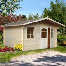Stour 3.6m x 3m Cambridgeshire Log Cabin