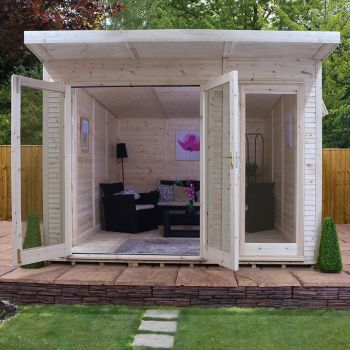 Adley 3m x 4m Insulated Garden Room