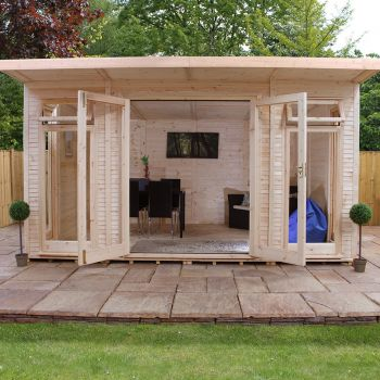 Adley 4m x 3m Insulated Garden Room