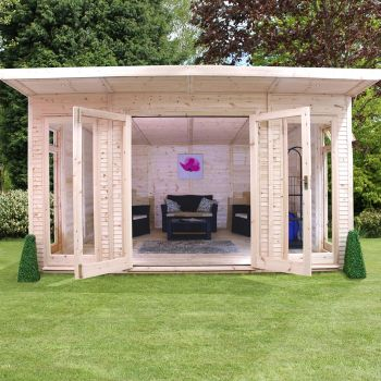 Adley 4m x 4m Insulated Garden Room