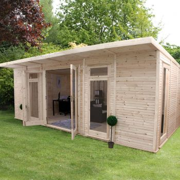 Adley 6m x 3m Insulated Garden Room