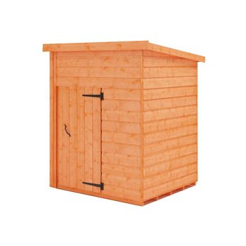 Redlands 4' x 4' Shiplap Pet House