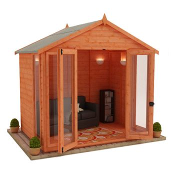 Redlands 8' x 6' Contemporary Summer House