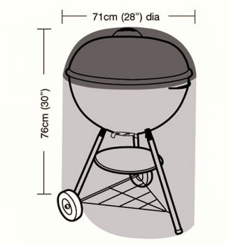 Cover Up - Kettle Barbecue Cover - 71cm