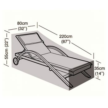 Cover Up - Sunbed Cover - 220cm