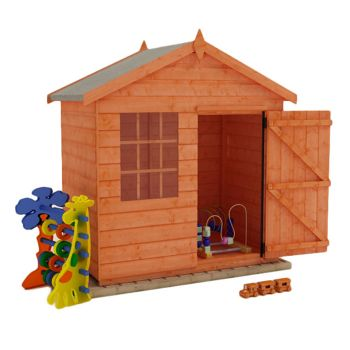 Redlands 5' x 3' Little Hideout Playhouse