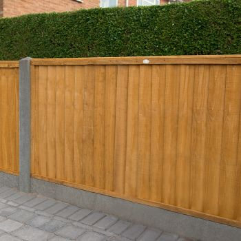 Hartwood 3' x 6' Closeboard Fence Panel