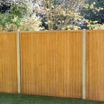 Hartwood 5' x 6' Closeboard Fence Panel