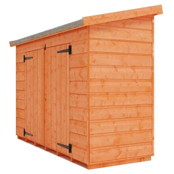 Redlands 6' x 2' Shiplap Storebox