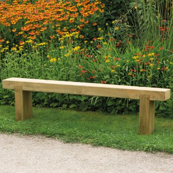 Hartwood 1.8m Sleeper Bench