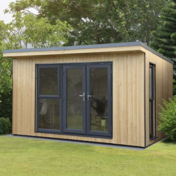 Hartwood 4m Premium Insulated Home Office