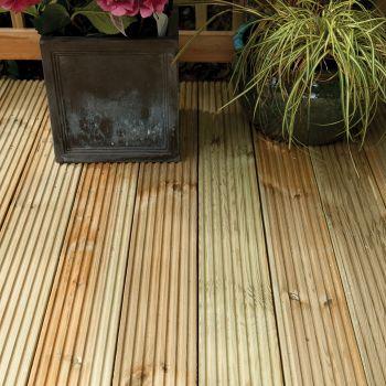 Hartwood Deck Boards