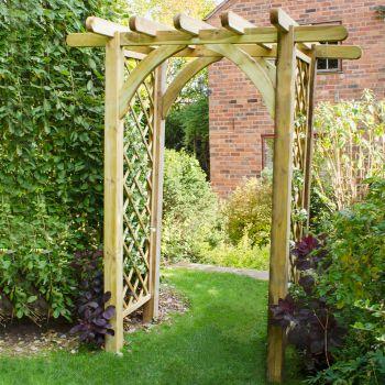 Hartwood Ealing Garden Arch