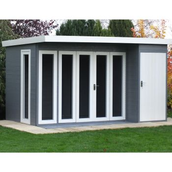 Loxley 12' x 8' Hayle Summer House