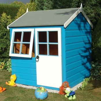 Loxley 4' x 4' Bon Bon Playhouse