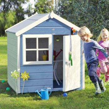Loxley 4' x 4' Jelly Bean Playhouse