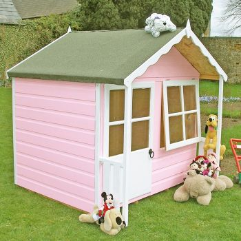 Loxley 5' x 4' Candyfloss Playhouse