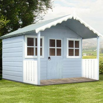 Loxley 6' x 4' Caramel Playhouse
