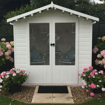 Loxley 7' x 5' Buxton Summer House