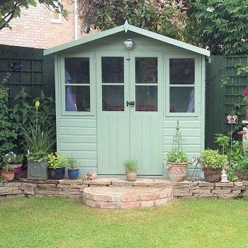Loxley 7' x 5' Tetbury Summer House