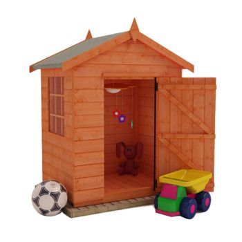 Redlands 4' x 3' Little Playden