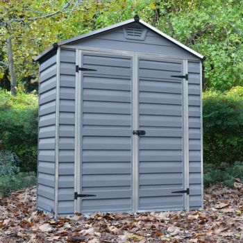 Palram 6' x 3'  Skylight Plastic Grey Shed