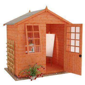 Redlands 7' x 5' Petit Summer House