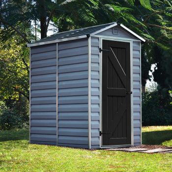 Rowlinson 4' x 6' Skylight Plastic Grey Deco Shed