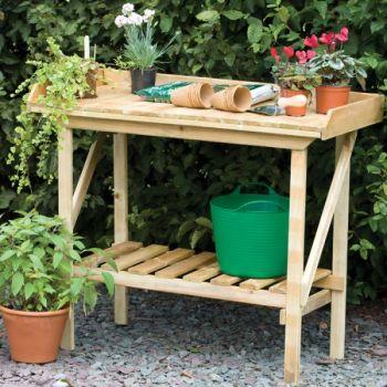 Hartwood Potting Bench