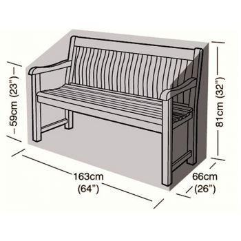 Protector - 3 Seater Bench Seat Cover - 163cm