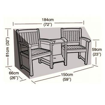 Protector - Companion Seat Cover - 184cm