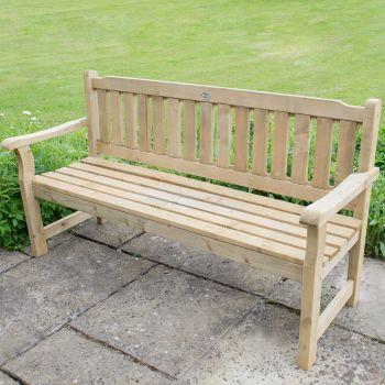 Hartwood Coalville 5' Bench