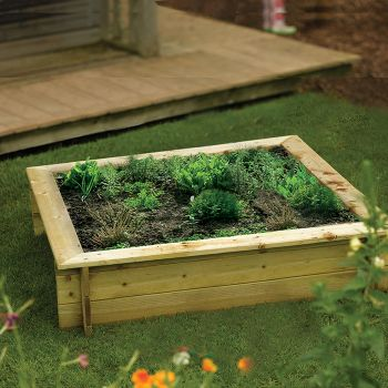 Rowlinson Raised Bed