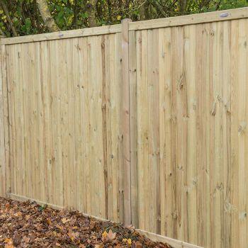 Hartwood 6' x 6' Noise Reducing Fence Panel