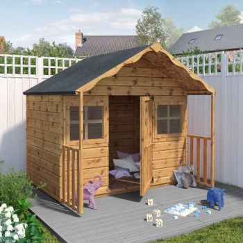 Adley 5' x 5' Jellytot Foxcub Playhouse